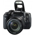CANON EOS 750D KIT EF-S 18-135 IS STM (