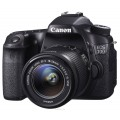 CANON EOS 70D KIT EF-S 18-55 IS STM (