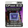 DELKIN DEVICES CINEMA CFast 2.0 128GB UDMA7 560X 4K VIDEO[DDCFST560128)
