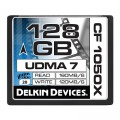 DELKIN DEVICES CINEMA CF 128GB UDMA7 1050X [DDCF1050-128GB]