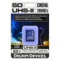 DELKIN DEVICES CINEMA SDHC 32GB UHS-II U3 [DDSDUHS232GB]