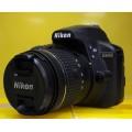 НИКОН D3400 KIT AF-P 18-55 VR (NEW)