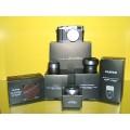 FUJIFILM FINEPIX X-100 KIT (X100+EF42+LH-100S+TCL-X100+WCL-X100)