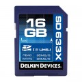DELKIN DEVICES BEST SDHC 16GB ELITE 633X UHS-I CLASS 3 [DDSDELITE633-16GB]