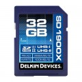 DELKIN DEVICES BEST SDHC 32GB 1900X UHS-I/II CLASS 3 [DDSD190032GB]