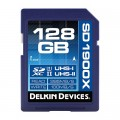 DELKIN DEVICES BEST SDXC 128GB 1900X UHS-I/II CLASS 3 [DDSD19001H]