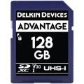 DELKIN DEVICES ADVANTAGE SDXC 128GB 633X UHS-I CLASS 10 V30 [DDSDW633128GB]