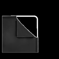 LASTOLITE ОТРАЖАТЕЛЬ SKYLITE BLACK VELVET 1.1X2M (81202)