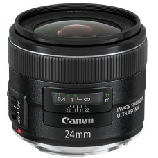 CANON EF 24 MM F2,8 IS USM