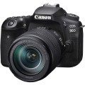 CANON EOS 90D KIT 18-135 IS USM NANO