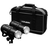 PROFOTO D1 BASIC KIT 500/500 AIR КОМПЛЕКТ ФОТОВСПЫШЕК БЕЗ СИНХРОНИЗАТОРА  (901015)